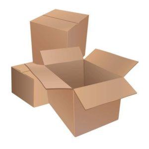 Короб картонный 315х230х220мм