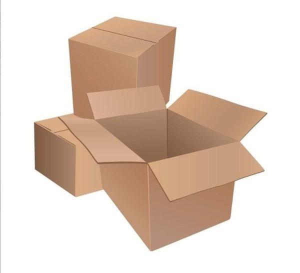35 короб картонный 315х230х220мм