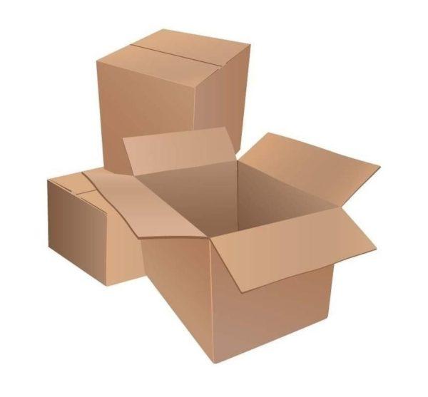 36 короб картонный 340х260х200мм