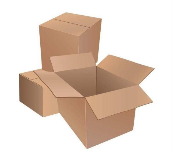 37 короб картонный 400х400х400мм