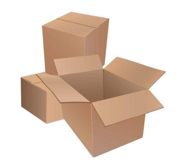 38 короб картонный 460х320х210мм