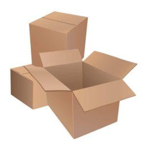 Короб гофрокартонный, четырехклапанный, сборный, марка картона Т-23, трехслойный,размер 570х380х253 мм в сложенном виде. Отлично подходит для транспортировки и хранения различных видов товара и документов.