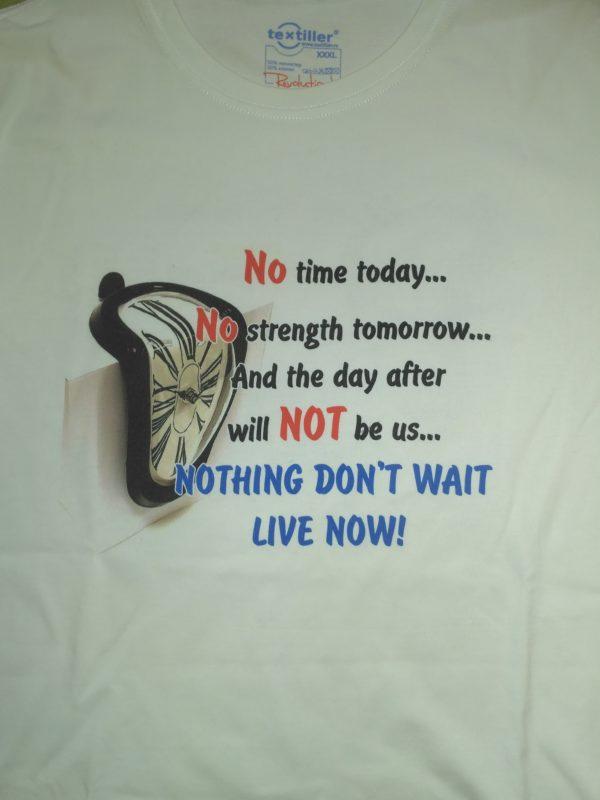 футболка на анг.