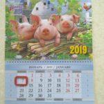 2019 свинья
