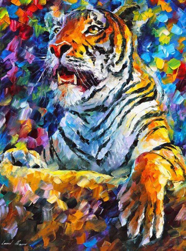 холсвт тигр